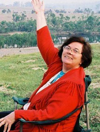 Patricia Brennan Inaugural MOW President