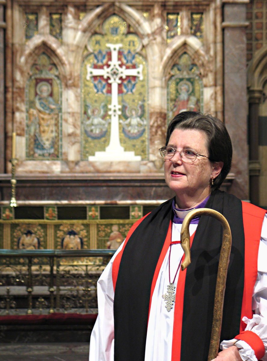 Rev Barbara Darling